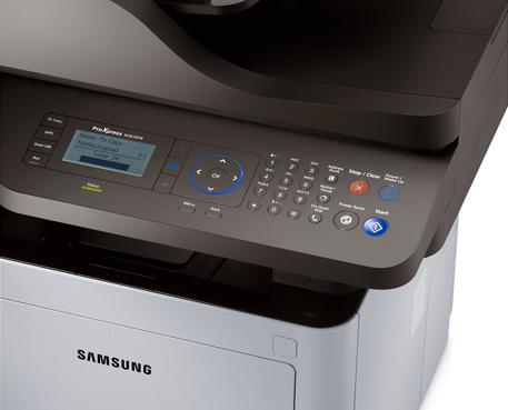 Новое мфу Samsung clx 6220fx
